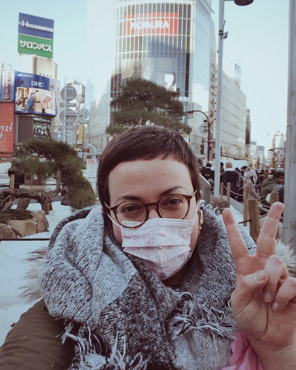 Mon voyage à Tokyo en 5 questions !
