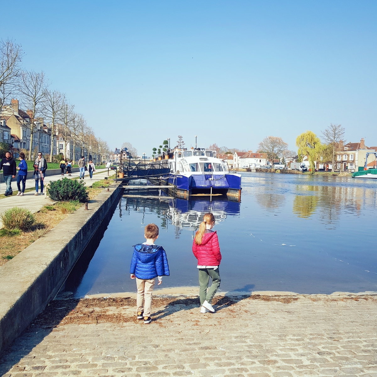 Découvrir la Bourgogne #2 : Mes 10 spots photos instagram favoris à Auxerre